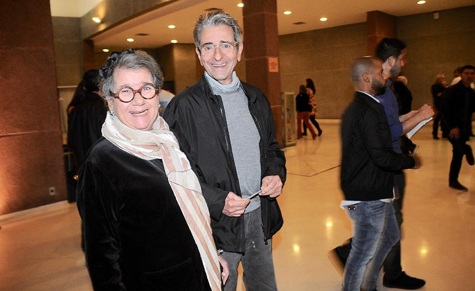 Jeanete e Bruno Musatti