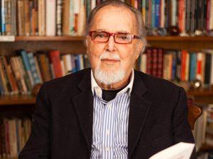 Jorge da Cunha Lima lança livro de poesias depois de hiato de 4 décadas