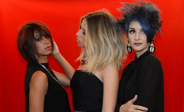 Juliana Duarte, Dominique Ferreira e e Kellen Amancio