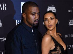 Briga entre Kanye West e o Tidal, de Jay Z, preocupa Kim Kardashian