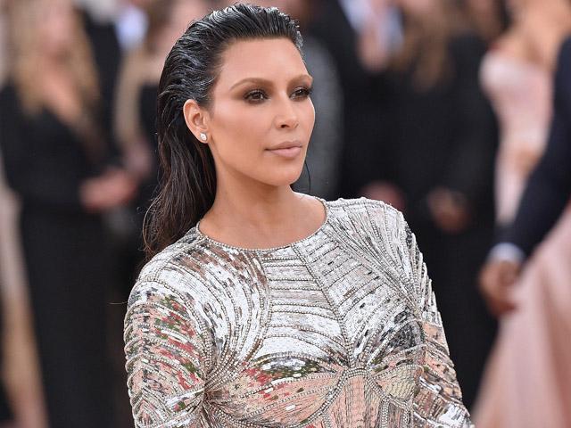 Barriga de aluguer de Kim Kardashian já está grávida de três meses