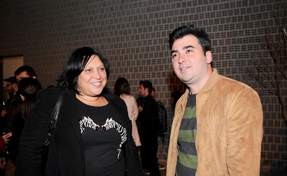 Nelba Cardoso e Paulo Bastos