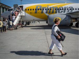 Primera Air: voos entre NY e cidades da Europa por US$ 99