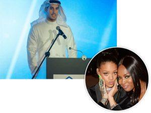 Esquenta a briga entre Rihanna e Naomi Campbell por causa de playboy saudita