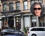Mickey Rourke e seu ex-lar no TriBeCa