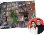 Sarah e Matthew e as townhouses do casal em NY