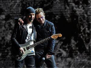 Nova turnê do U2 já rendeu perto de US$ 250 milhões com venda de ingressos