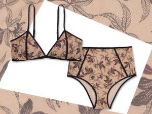 Desejo do Dia: pele à vista com as lingeries de verão da Valisere