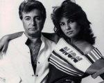 Humberto Saade e Luiza Brunet: o clique foi postado pela ex-modelo em suas redes sociais