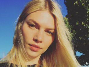 Depois de estabilidade como modelo, Aline Weber mira na carreira de atriz
