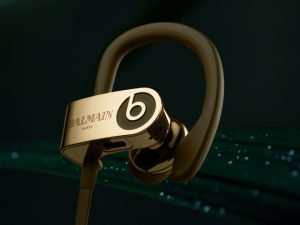 Desejo do Dia: som na caixa com os headphones Beats by Balmain
