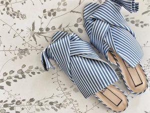 Desejo do Dia: tudo azul e com muito estilo com as sandálias daNº21