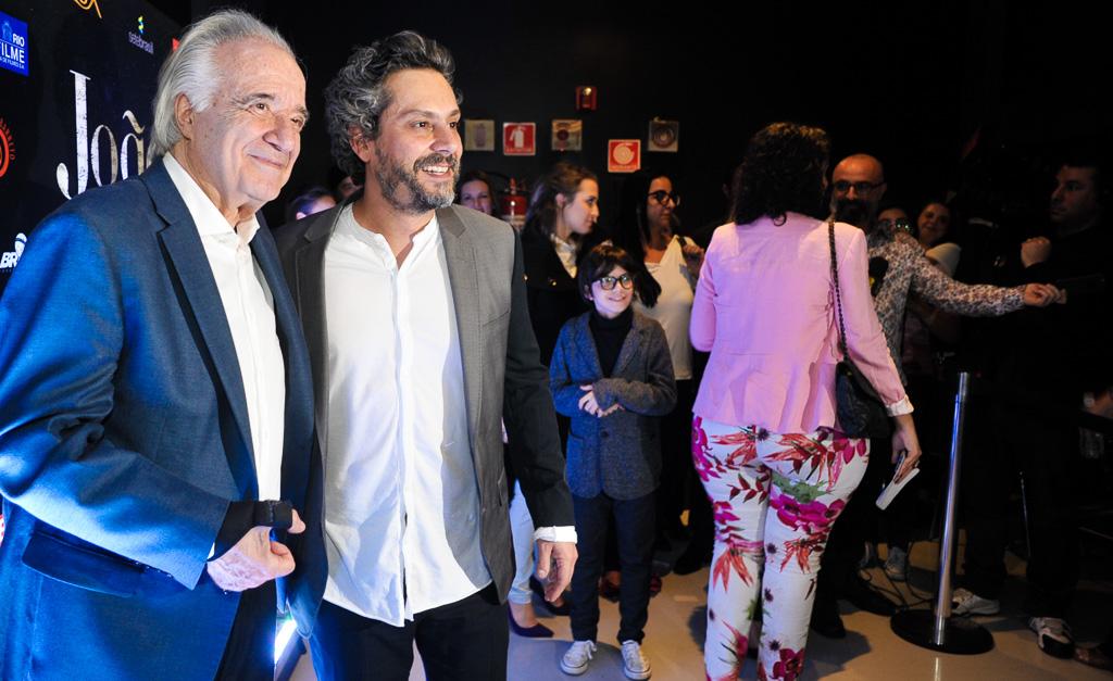 """Pré-estreia do filme """"João, o Maestro"""" no Espaço Itaú do Shopping Frei Caneca"""