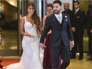 Canal de TV argentino afirma que Antonella Roccuzzo e Lionel Messi estão grávidos