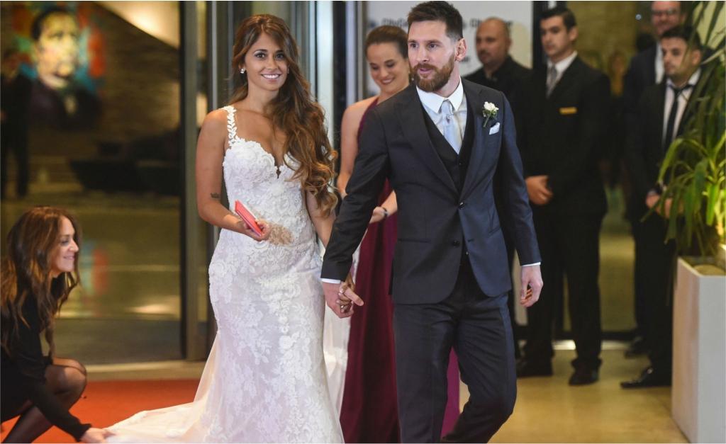 Lionel Messi vai ter mais um bebé na família