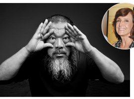 Em passagem pelo Rio, Ai Weiwei ganha almoço chez Frances Reynolds