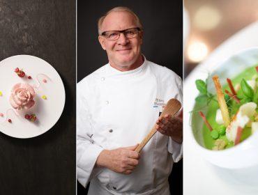 Agenda do chef francês Marc Meurin em SP inclui top jantares e visita ao Mercadão