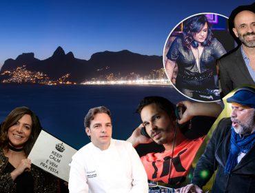 Tudo o que vai rolar na Festa Glamurama Rio por Peugeot. Vem!