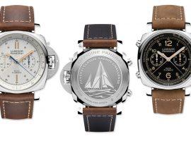 Panerai comemora 5 anos de Brasil com novos modelos do relógio PCYC