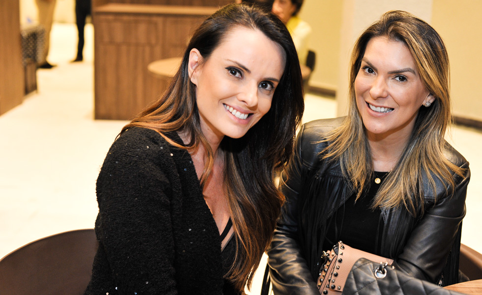 Daniela Oliveira e Silvia Alves