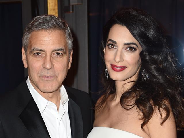 Clooney e Amal ajudarão 3 mil crianças sírias no Líbano