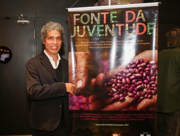 """Sessão especial do filme """"Fonte da Juventude"""", de Estevão Ciavatta, em São Paulo"""
