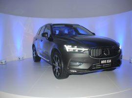 Novo XC60 da Volvo Cars reúne força com visual elegante e sofisticado