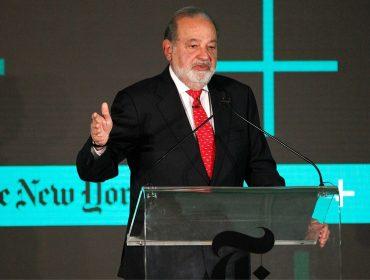 """Carlos Slim colhe os frutos do investimento no """"The New York Times"""""""