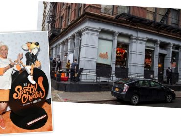 NY ganha restaurante pop up do tipo fino com pratos a base de… Cheetos! Oi?