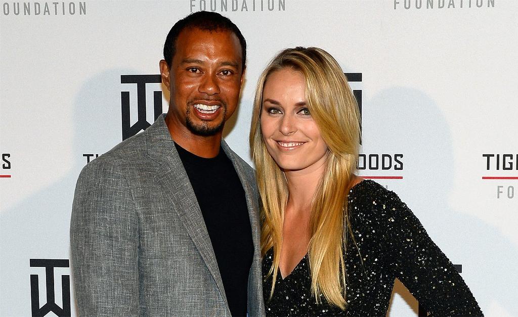 Fotos íntimas de Tiger Woods e Lindsey Vonn vazam na Internet