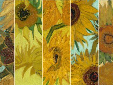 5 quadros de Van Gogh serão exibidos juntos pela primeira vez, e no Facebook
