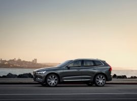 Volvo Cars comemora 90 anos de vida com lançamento do novo XC60 no Brasil