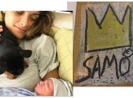 Nasce o segundo filho de Elisa Sednaoui e Alexander Dellal