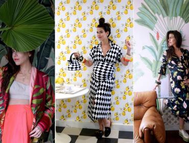 A carioca Lulu Novis dá dicas de styling preciosas para grávidas