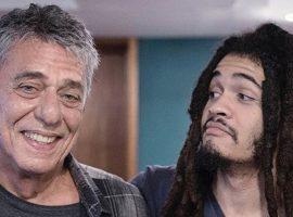 Chico Buarque estreia parceria musical com o neto Chico Brown