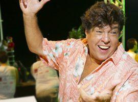 Sidney Magal comemora 50 anos de carreira com show e gravação de DVD em SP