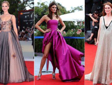 Red carpet! Glamurama elege as mais elegantes do Festival de Cinema de Veneza