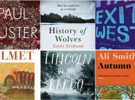Conheça os finalistas do Man Booker Prize 2017 e atualize sua biblioteca