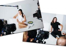 Dakota Johnson eIrina Shayk posam para Mario Testino em campanha inovadora