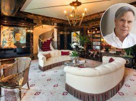 A saga de Tommy Hilfiger para se desfazer de penthouse no Plaza Hotel continua…