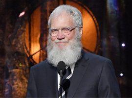 Novo astro da Netflix, David Letterman terá o maior salário da gigante do streaming