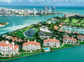 Descubra com a gente os segredos de Fisher Island, a ilha mais exclusiva de Miami!