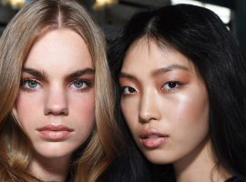 Anote 6 truques para reproduzir a maquiagem que mais bombou nos desfiles internacionais