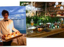 Turma do Shakers Bar aterrissa na Bahia com menu exclusivo com frutas da terrinha