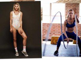 Conhece The Rope, aula de ginástica que usa a corda em todos os exercícios?
