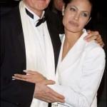 Angelina Jolie e Jon Voight durante os bons tempos: panos quentes