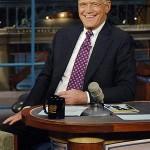 David Letterman: ibope alto