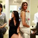 """Adriana Recchi, Pietra Bertolazzi, Bel Matarazzo e Lilly Sarti: preparação para a festa de três anos da """"JP"""""""