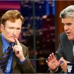 Conan O`Brian e Jay Leno: mudanças