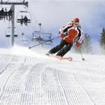 Aspen: montanhas cobertas de neve